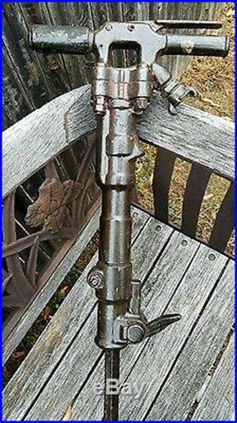 vintage  german pneumatic drill industrial