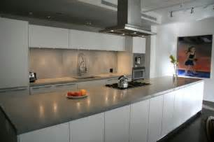 modern kitchen countertops concrete kitchen countertops modern kitchen