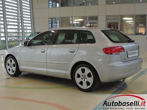 Audi A3 Sportback Radio by Audi A3 Sportback 2 0 Tdi Ambition 140 Cv Cerchi In Lega