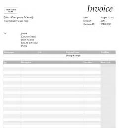 services invoice template service invoice template