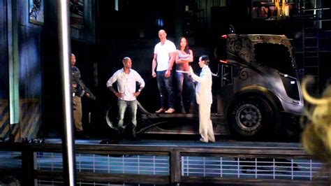 fast and furious 8 universal studios pov of fast and furious supercharged at universal