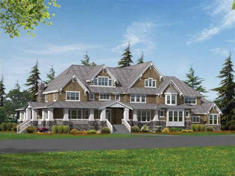 craftsman style house plans with porches open floor plans