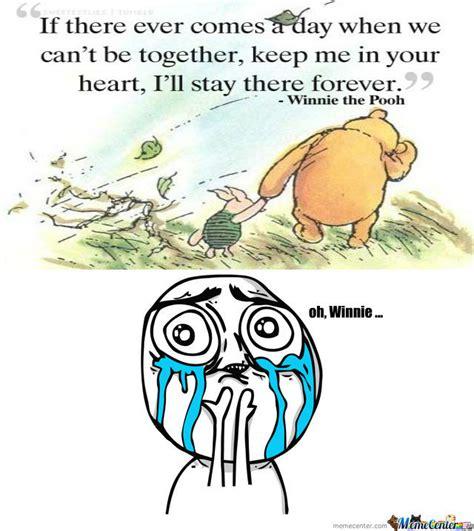 Winnie The Pooh Meme - winnie the pooh funny meme www imgkid com the image