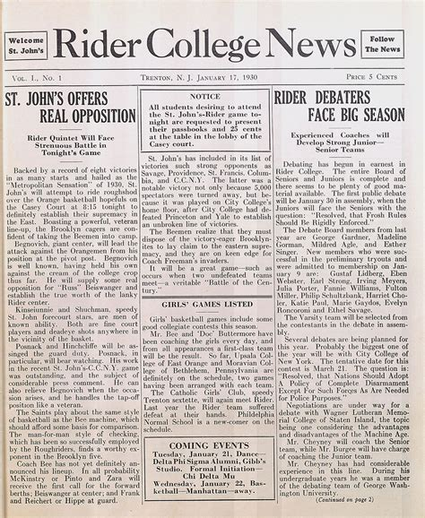 Paper From Newspaper - editorial rider newspaper spans eight decades the rider