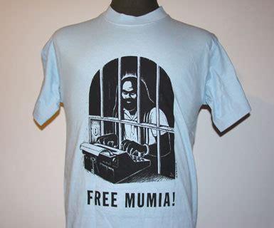 T Shirt Anti Abu eric drooker mumia abu jamal t shirt