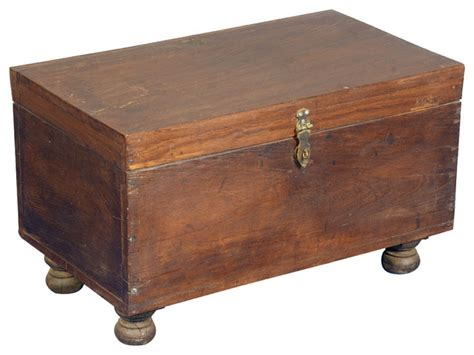 Decorative Storage Trunks And Chests by Rustic Storage Trunk Rustic Decorative Suitcases