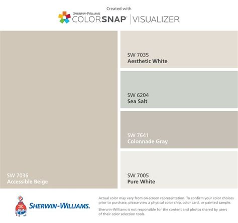 sherwin williams aesthetic white best 25 accessible beige ideas on