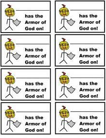 armor of god lesson for kids
