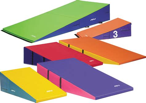 Gymnastics Incline Mats For Sale by Gymnastics Mats Slope Stripe Bag Large Capacity
