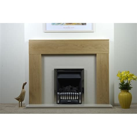 cube real wood fireplace