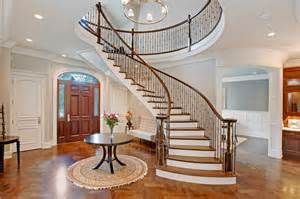 Round Staircase Designs Interior Staircase Wall Decorating Ideas Architectural Design