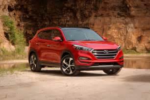 Hyundai Mid Size Suv Top Small Suv Hyundai Tucson Best Midsize Suv