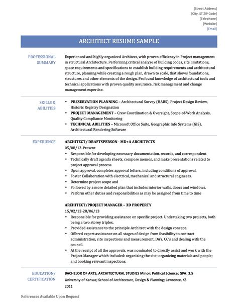 Technical Resume Tips by J2ee Architect Resume Resume Ideas