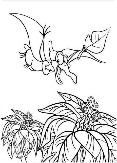 Chomper Land Before Time Coloring Pages Freecoloring4u Com Land Coloring Pages
