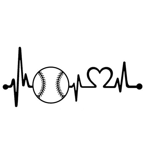 Wall Sticker Wholesale popular softball decals buy cheap softball decals lots