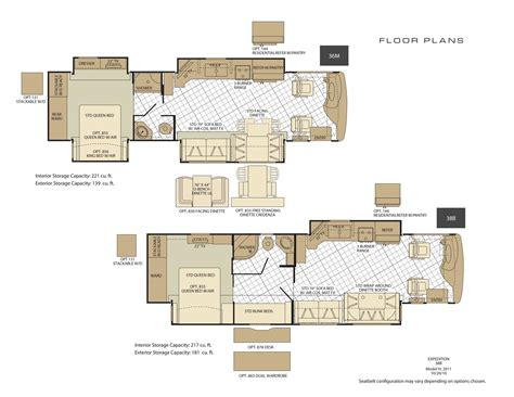 fleetwood fifth wheel floor plans fleetwood 5th wheel floor plans pictures to pin on