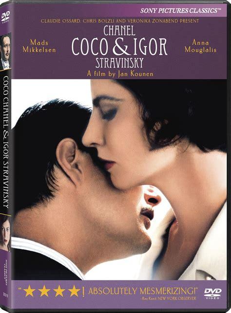 coco movie imdb coco chanel igor stravinsky dvd release date september