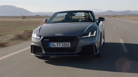 Audi Tt Rs Sound by Audi Tt Rs 2016 Roadster Coup 233 Sound Und Fahraufnahmen