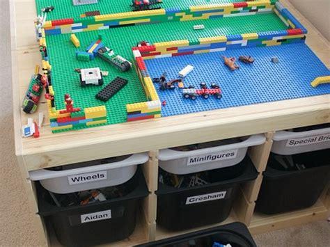 Meuble Lego by Rangement Pour Lego Des Solutions Fut 233 Es 224 Adopter