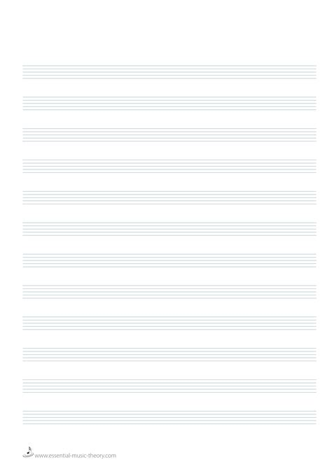 music stave template blank stave police reports template