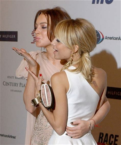 Richie And Lindsay Lohan by Richie Images Lindsay Lohan Wallpaper And