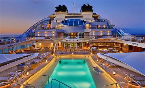 Floor Plans For House by Ship Shape Luxury Cruise Line Seabourn Launches The