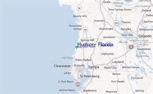 hudson florida map hudson florida tide station location guide