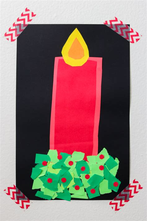 candle craft for easy candle craft for great for advent