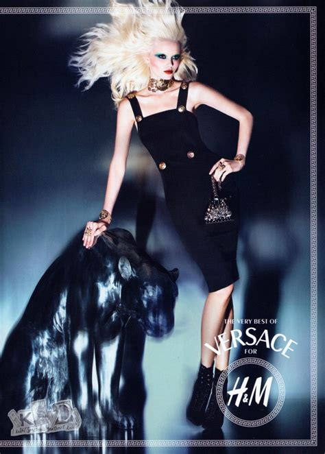 Fab Ad Roberto Cavalli At Hm by Fashion Other Drugs H M Confirms Collaboration With
