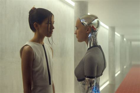 ex machina explained ex machina making a more human robot