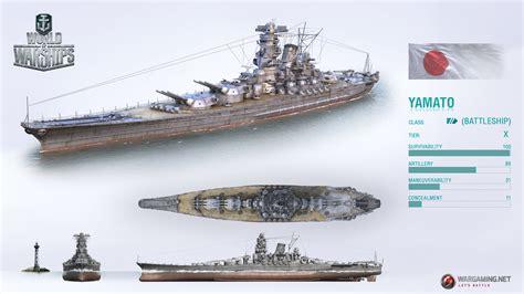 ship yamato fast track to yamato world of warships