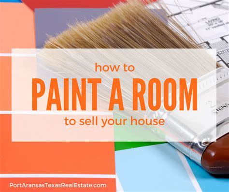 sell paint how to paint a room to sell your house