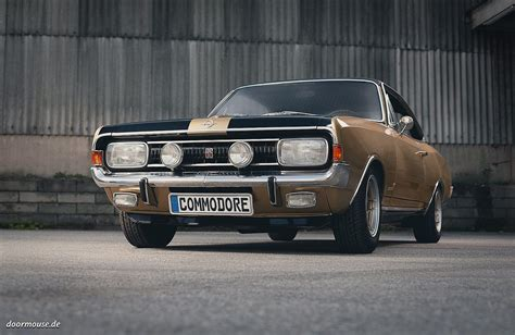 opel commodore celebrates its 50th birthday do you