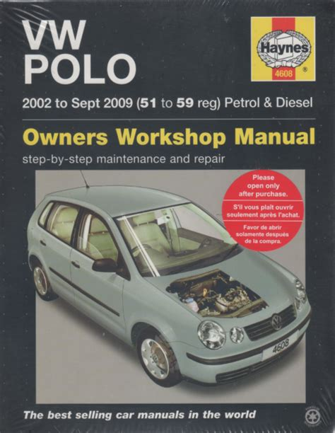 volkswagen manual best repair manual download vw volkswagen polo petrol diesel 2002 2009 haynes service repair manual sagin workshop car