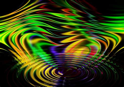 Sand Painting Background Warna wave abstract lines rainbow 183 free image on pixabay