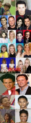 house cast then and now how some