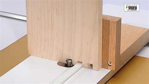 jim  access homemade dovetail jig woodworking