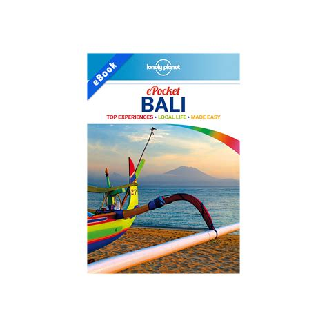 Buy Lonely Planet Pocket Bali Pocket Guides Lonely