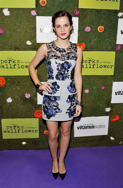 emma watson toronto film festival emma watson in floral erdem at 2012 toronto international