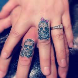 tattoos on fingers for couples 25 best ideas about couples finger tattoos on