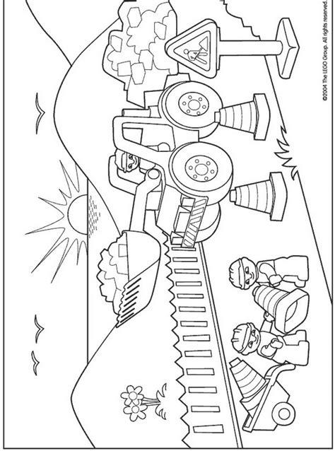 kids n fun com coloring page lego duplo lego duplo