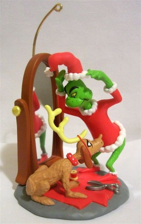 the grinch max 2004 hallmark ornament dr suess how th