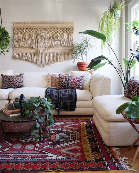 boho home decor best 25 boho living room ideas on bohemian