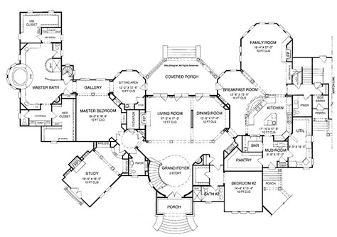 chateau house plans chateau lafayette