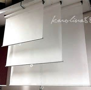 How To Pull Up Blinds Ikea Enje Window Roller Blind Pull Up Shade White Semi