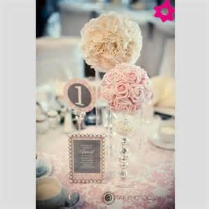 N 250 meros de mesa originales para tu boda