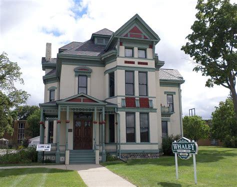 Whaley House Flint by Robert J Whaley House
