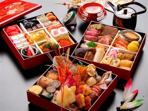 do they celebrate new year in japan oh no osechi why don t in japan like