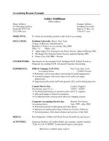 accounting resume exles and sles cover letter financial accountant images cover letter ideas