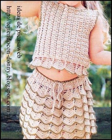 www sueter tejidas a crochet y su esquema tejidos a crochet ganchillo patrones hermosa falda y